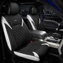 Fashion Накидка-чехол для сидений Sting черный (комплект)