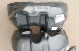 Арочные подкрылки для LADA Largus (DACIA Logan MCV 2006) комплект NovLine