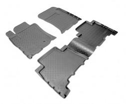 Unidec Коврики салонные для Lexus GX 460 (J15) (2010) (4 шт)