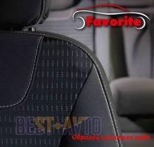 Чехлы на сидения Renault Sandero  Stepway IІ 2016г. Favorite
