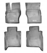 Unidec Коврики салонные для Land Rover Range Rover (L405) (LWB) (2013)