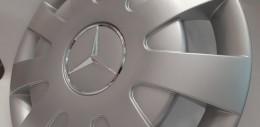 Колпаки для колес A153  Mercedes R16 (комплект 4 шт) Ordgy