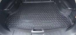 Коврики в багажник Nissan X-Trail T32 (2017-)полноразмерная запаска AvtoGumm