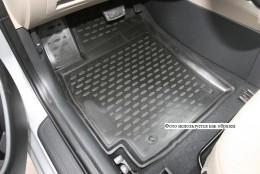 Коврики 3D в салон TOYOTA Corolla Fielder , 2012->, П.Р.  4 шт. (полиуретан) NovLine