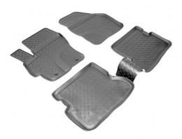 Коврики салонные для Mazda 3 (2003-2009)