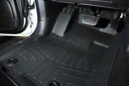 Коврики в салон  резиновые 3D LUX для Toyota Prado 150 2013  . Lexus GX 460 (2013-) ). САРМАТ