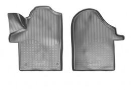 Unidec Коврики салонные для Mercedes-Benz V (W447) 3D (2014)