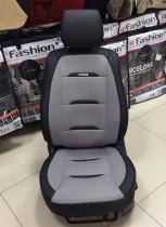 Накидка-чехол для сидений Business (пара) Fashion