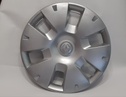 Колпаки для колес A124 Renault Megane R15 (комплект 4 шт) Ordgy