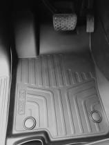 Коврики резиновые в салон Mercedes-Benz 166 ML/GL/GLE (2015-2018)  САРМАТ