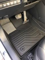 Коврики в салон резиновые 3D Toyota Rav4 (2018-) САРМАТ