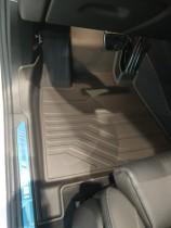 Коврики в салон  резиновые BMW X6 G06 (2019-) САРМАТ