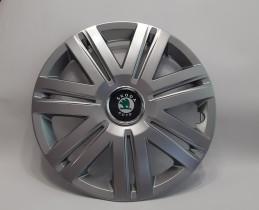 SKS 203 Колпаки для колес на Skoda R14 (Комплект 4 шт.)