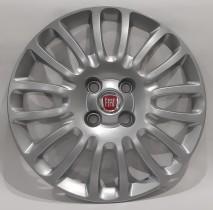 Колпаки для колес A161 Fiat R15 под болты (комплект 4 шт) Ordgy
