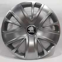 SKS 341 Колпаки для колес на Skoda R15 (Комплект 4 шт.)