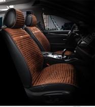 Elegans Накидка для сидений Florida коричневый (передние)