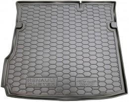 Коврики в багажник Renault Duster 2WD 2018- AvtoGumm