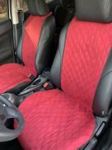 Elegans Накидка для сидений Toronto красный (передняя пара)