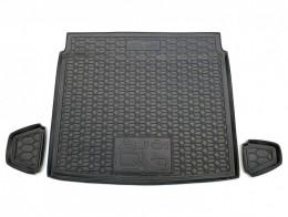 Коврик в багажник AUDI Q3 (2020>) (нижняя полка) AvtoGumm
