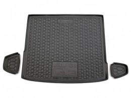 Коврик в багажник AUDI Q3 (2020>) (верхняя полка) AvtoGumm