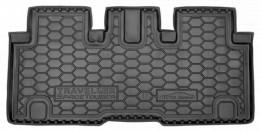 Коврик в багажник CITROЁN Spacetourer (2017>) (пассажирс.) (VIP) L2 AvtoGumm