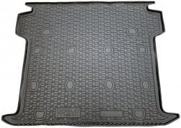 Коврик в багажник FIAT Doblo (2010>) (5-7мест) MAXI AvtoGumm