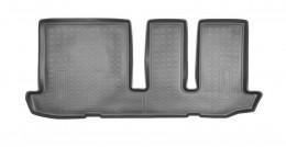 Unidec Коврики салонные для Nissan Pathfinder (R52) (2014) (3 ряд)