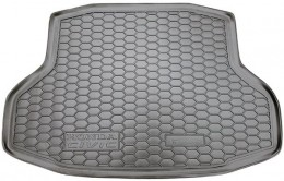 Коврик в багажник HONDA Civic (2017>) (седан) AvtoGumm