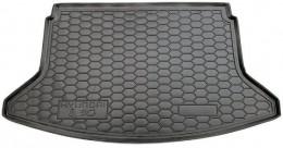 Коврик в багажник HYUNDAI  i - 30 (2017>) (хетчбэк) AvtoGumm