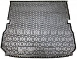 Коврик в багажник  INFINITI L50 (QX60) (2012>) (7мест) AvtoGumm