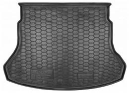 Коврик в багажник KIA Rio (2017>) (седан) (росс. сборка) AvtoGumm