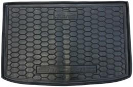 Коврик в багажник KIA Stonic (2017>) (верхняя полка ) AvtoGumm