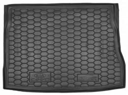 Коврик в багажник KIA Cee'd (2006>) (хетчбэк) AvtoGumm