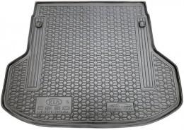 Коврик в багажник KIA Cee'd (2019>) (универсал) (верхняя полка ) AvtoGumm