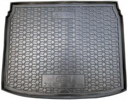 Коврик в багажник KIA XCeed (2020>) (нижняя полка) AvtoGumm