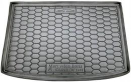 Коврик в багажник  MERCEDES W 169 (A - class) AvtoGumm