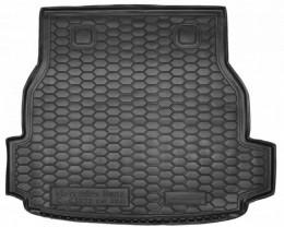 Коврик в багажник  MERCEDES W 203 (универсал) AvtoGumm