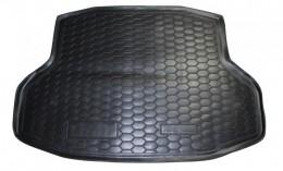 Коврик в багажник  MERCEDES W 140 (короткая база) AvtoGumm