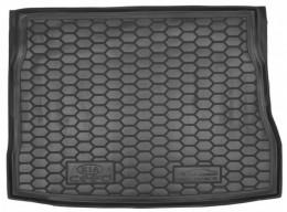Коврик в багажник OPEL Corsa D (2006>) (5 дв.) (верхняя полка) AvtoGumm