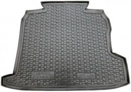 Коврик в багажник  OPEL Astra H (седан) AvtoGumm