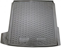 Коврик в багажник  OPEL Astra J (седан) AvtoGumm