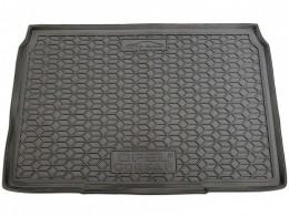 Коврик в багажник  OPEL Corsa F (2020>) (5 дв. хетчбэк) AvtoGumm