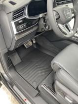Коврики в салон резиновые 3D LUX Audi Q7 (2015-) САРМАТ