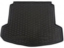 Коврик в багажник RENAULT Megane lV (2017>) (седан) AvtoGumm