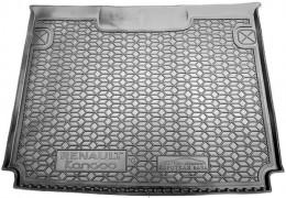 "Коврик в багажник  RENAULT Kangoo (2010>) (пассажирс.) корот. база (без ""ушей"")"