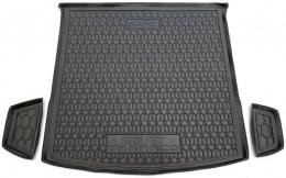 Коврик в багажник SEAT Tarraco (5мест) (верхняя полка) AvtoGumm