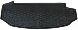 Коврик в багажник SKODA Kodiaq (7мест) (малый)