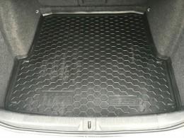 Коврик в багажник  SKODA Octavia A4 (1996 - 2010) (универсал) AvtoGumm