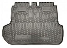 Коврик в багажник  TOYOTA  Previa (2000-2005) (6-7мест) AvtoGumm