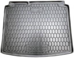 Коврик в багажник  VW Golf 4 (хетчбэк) AvtoGumm